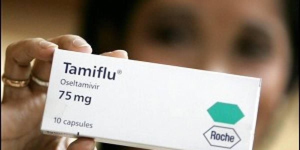 Spam de Tamiflu supera al de Viagra