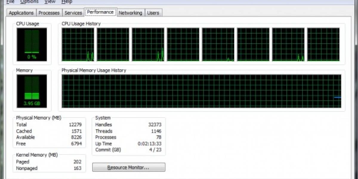 Windows: Cuando más núcleos no son suficientes