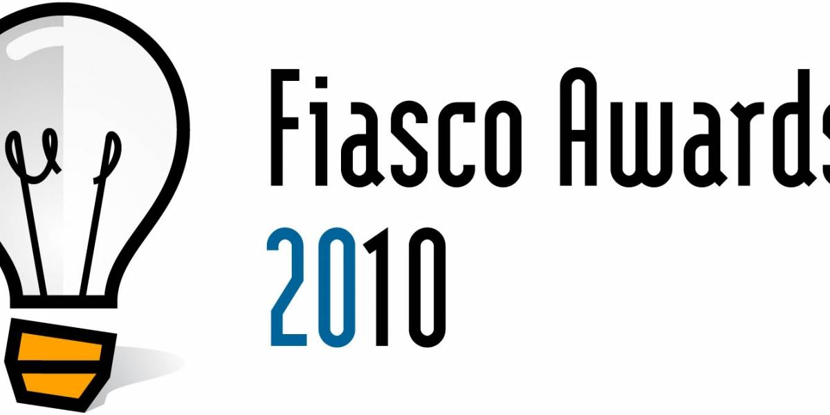 Fiasco Awards 2010: El sucesor de la corona que dignamente portó Windows Vista