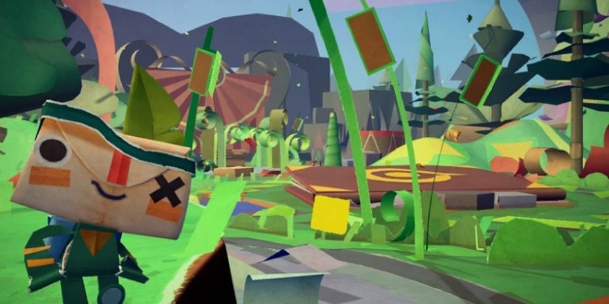 Gamescom 2012: Llega TearAway, lo nuevo de los creadores de Little Big Planet