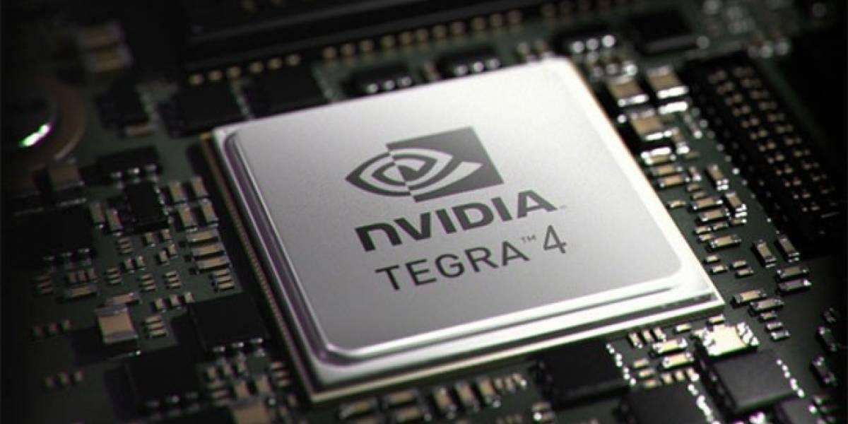 CES 2013: NVIDIA anuncia Tegra 4