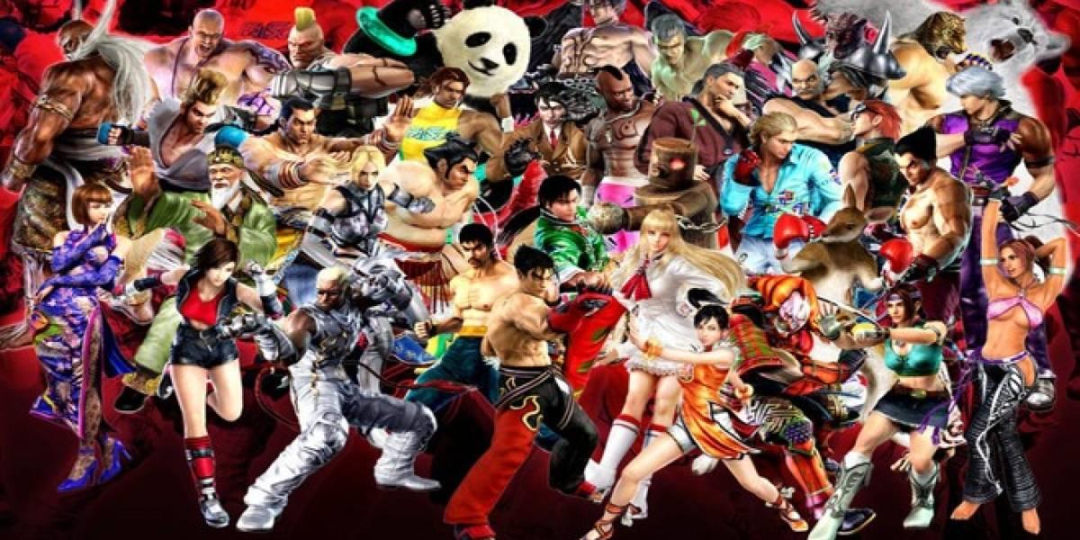 Katsuhiro Harada descarta incluir personajes de Tekken en el próximo Super Smash Bros, por ahora