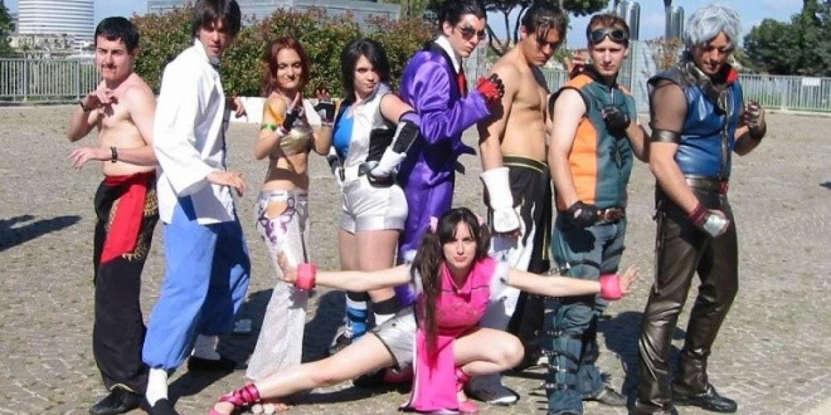 Se nos viene una nueva película de Tekken