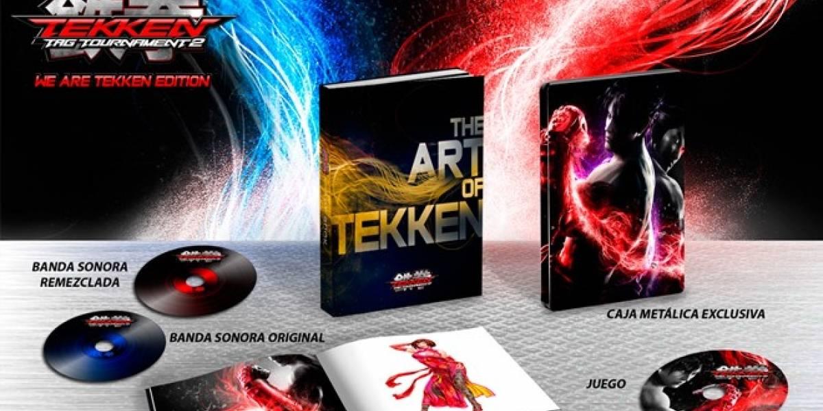 Tekken Tag Tournament 2 llegará a Europa el 14 de Septiembre para PlayStation 3 y Xbox 360