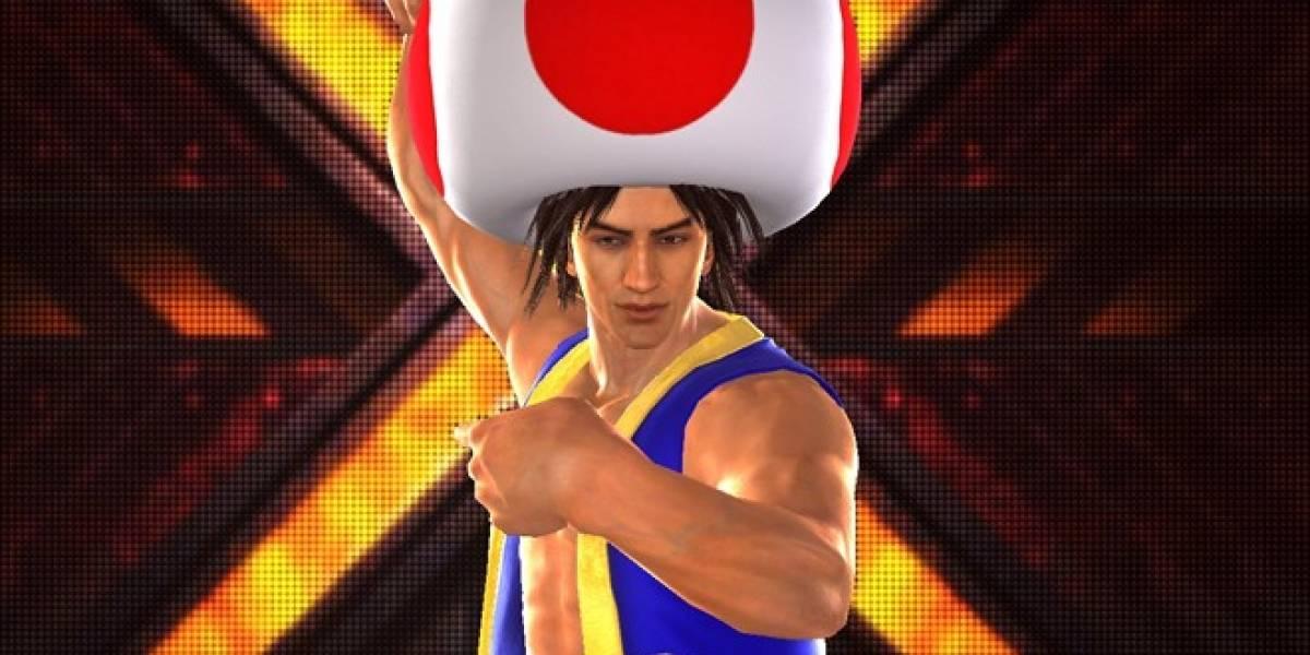 Tekken Tag Tournament 2 Wii U Edition vuelve a tomar aroma Nintendo