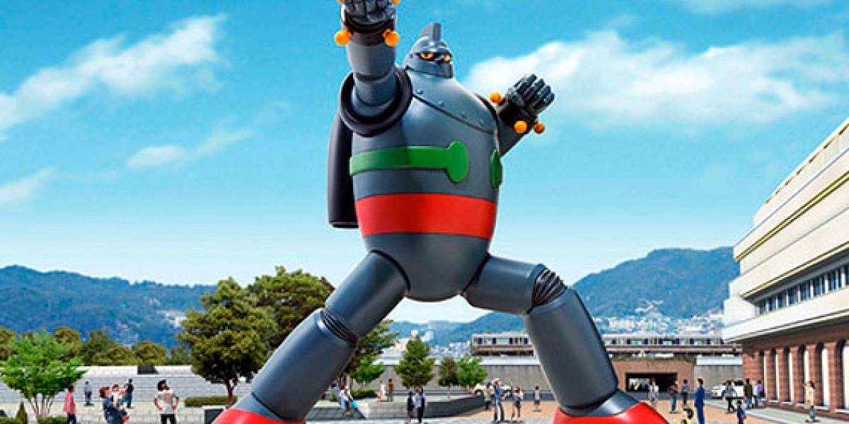 Kobe Tetsujin Project: Invasión de robots gigantes en Japón