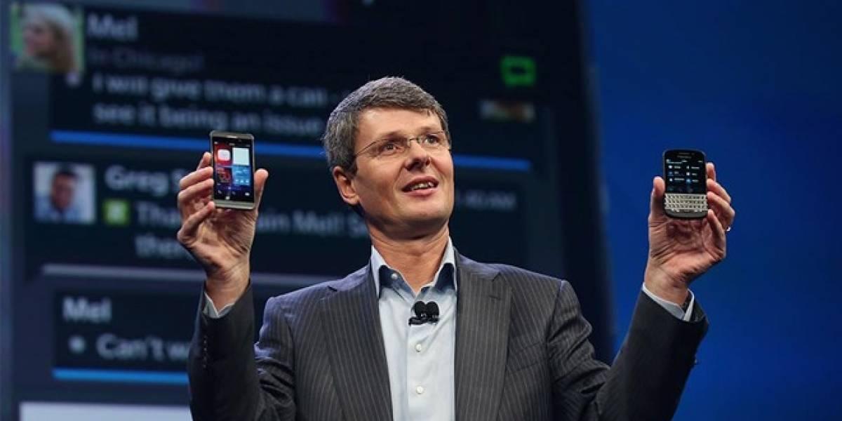 Últimos resultados financieros de BlackBerry: ¡Al fin ganancias!