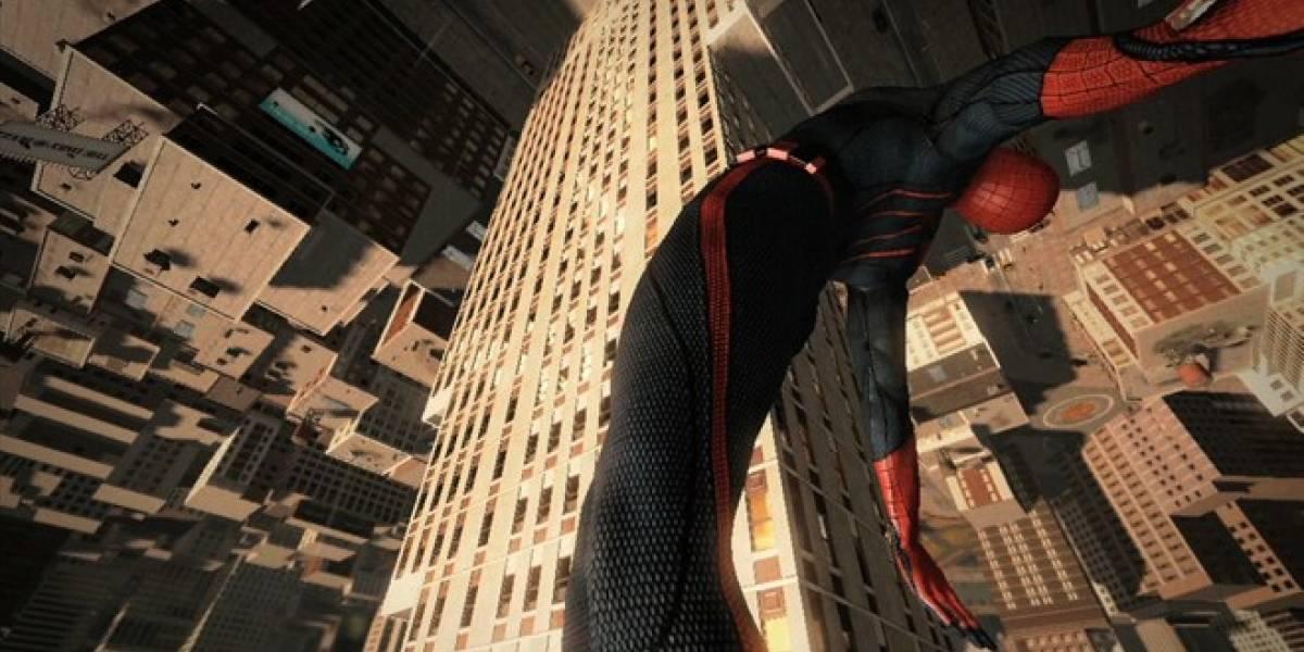 Beenox muestra la mecánica de juego Web Rush en The Amazing Spider-Man