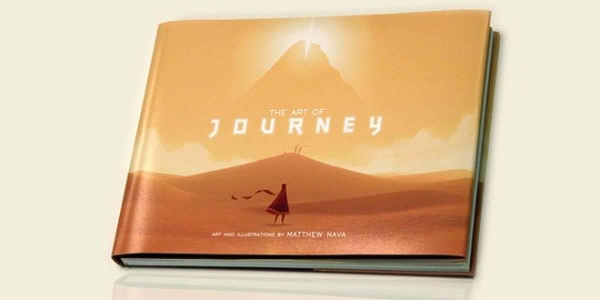 Libro de arte de Journey llegará en septiembre