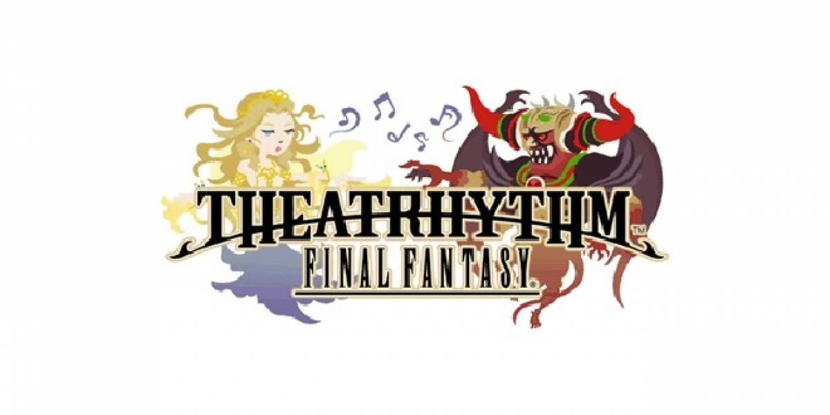 Theatrhythm Final Fantasy ya tiene fecha de salida en Europa