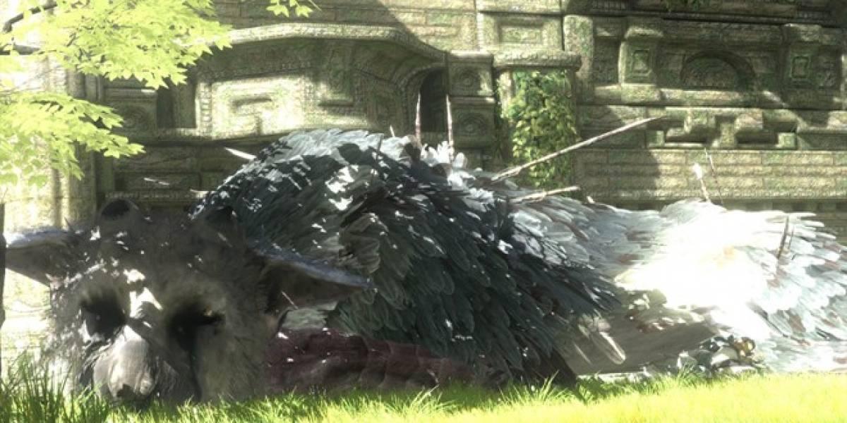 Registro de The Last Guardian podría haber sido abandonado por Sony