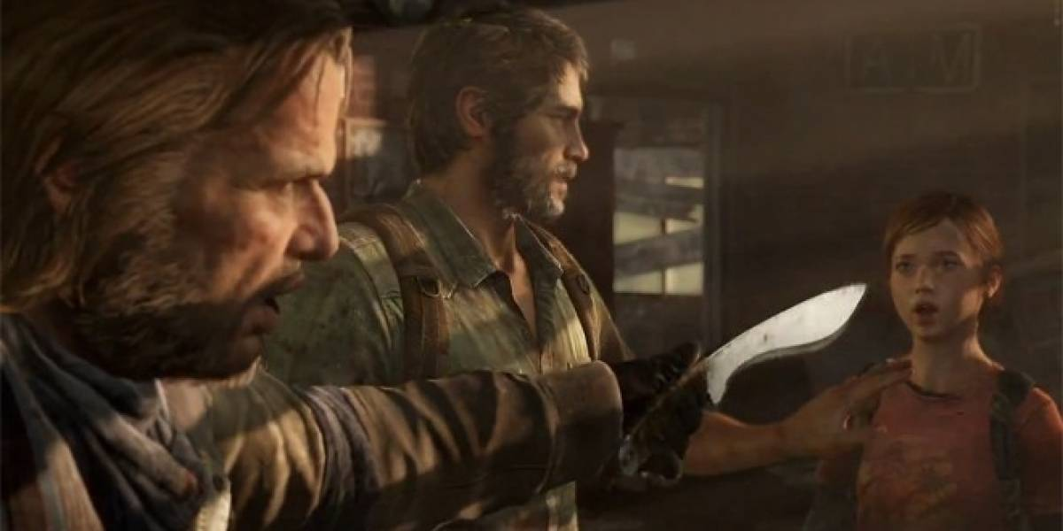 Comic-Con 12: The Last of Us estrena video y personaje