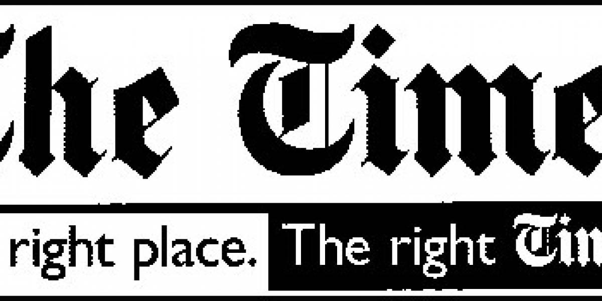 The Times se une a los sitios de pago