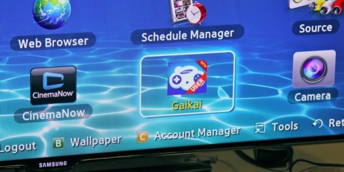 E3 2012: Gaikai anuncia alianza con Samsung, deja de lado a Sony