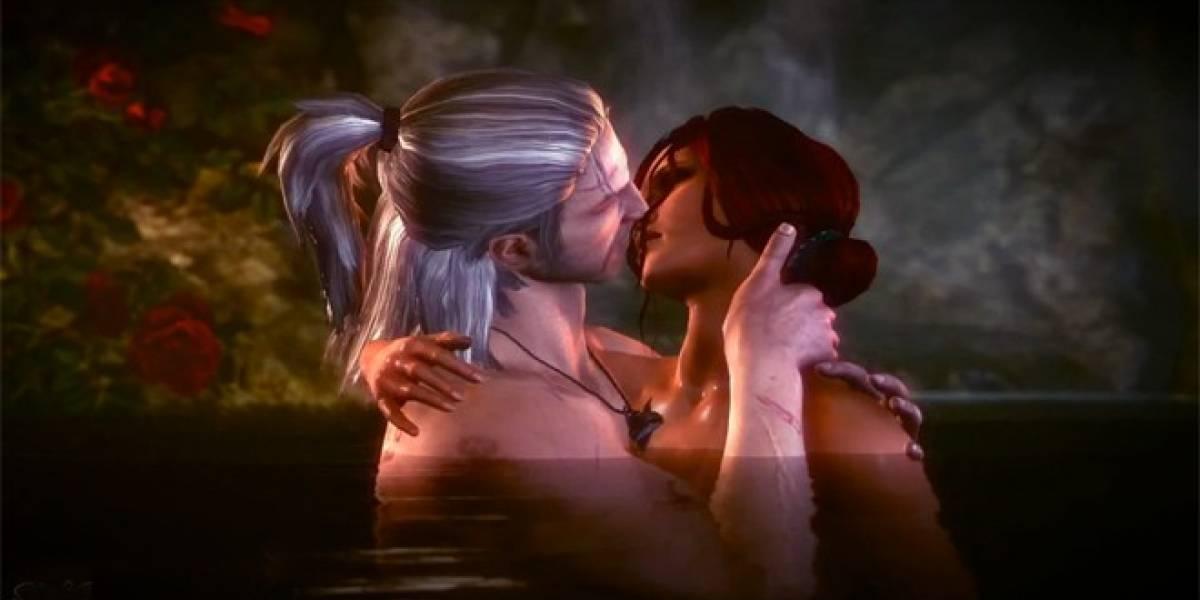El sexo funciona en los videojuegos, siempre y cuando no se utilice en exceso, dice CD Projekt