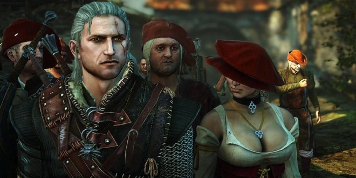 CD Projekt dice que los RPG se deberían ver mejor que los FPS
