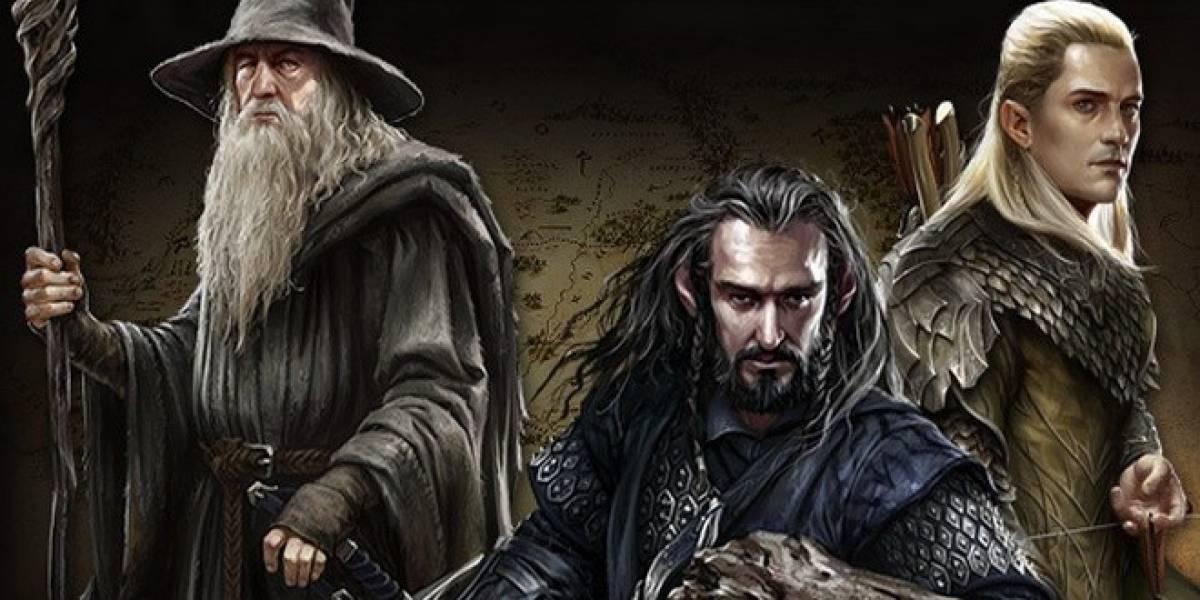 Se vienen dos juegos free to play basados en The Hobbit