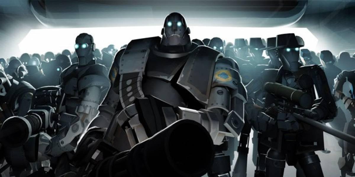 Mann vs. Machine: El cooperativo de Team Fortress 2 contra los robots