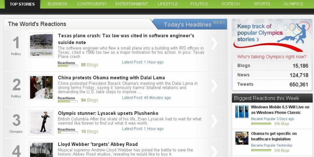 Thoora: Un analizador de noticias que clasifica por relevancia y en tiempo real