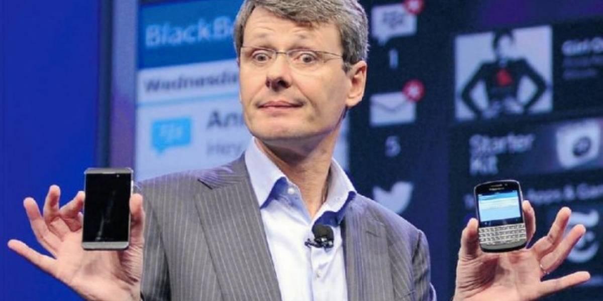 BlackBerry no se cierra a la idea de cerrar su capital y salir de la bolsa de valores