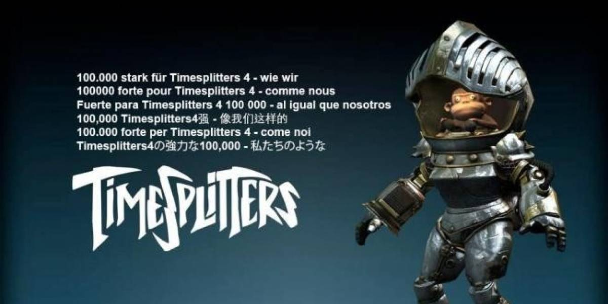 ¡Crytek da luz verde a mod de TimeSplitters!