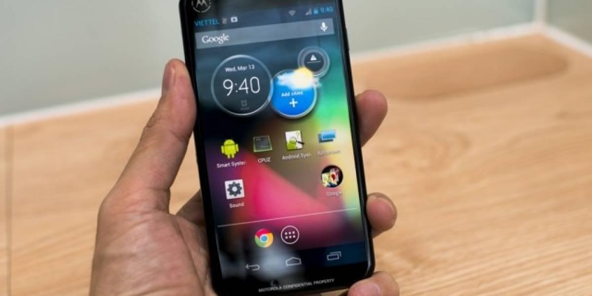 Un misterioso prototipo de Motorola aparece en Vietnam