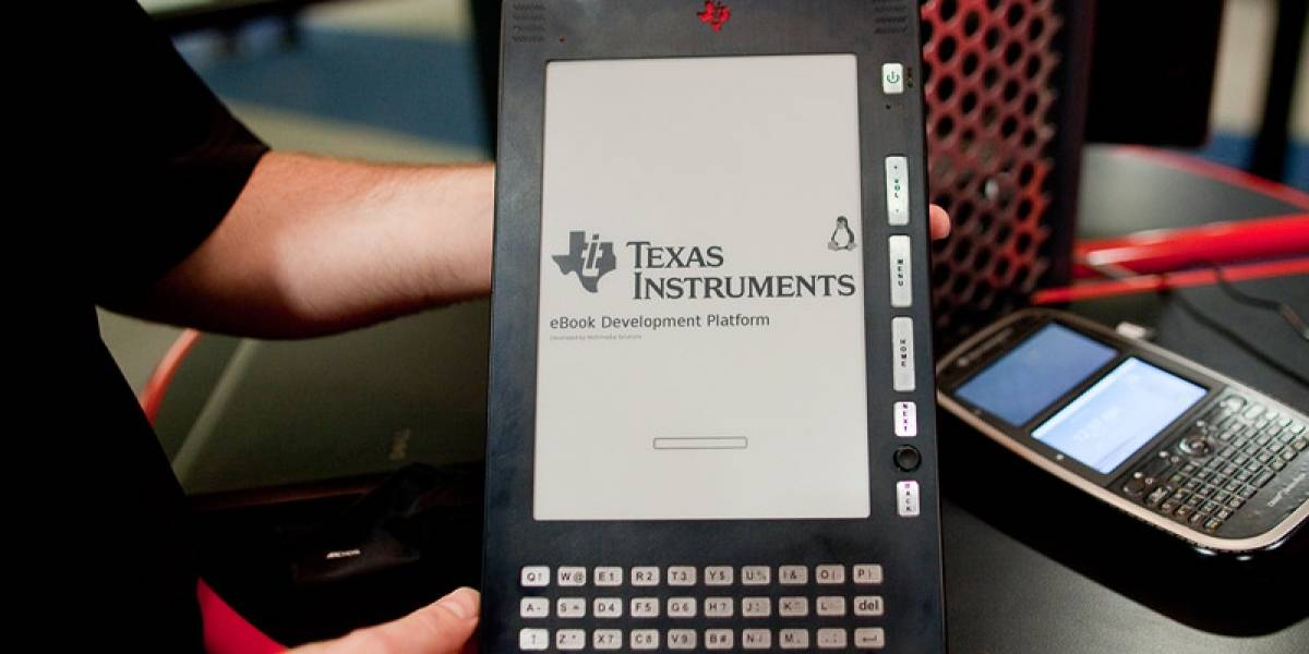 MWC2010: Texas Instruments presenta su plataforma OMAP4 junto con un dispositivo para el desarrollo móvil