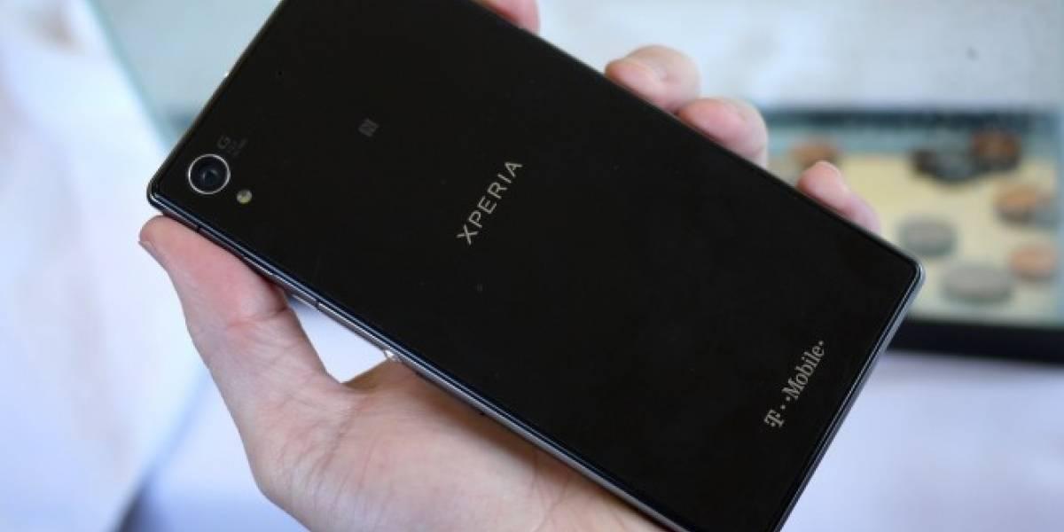Sony Xperia Z1S, el gama alta de la japonesa para T-Mobile #CES2014
