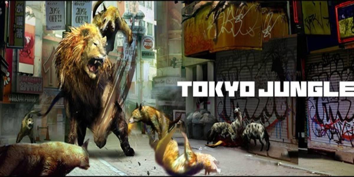 Tráiler de lanzamiento de Tokyo Jungle