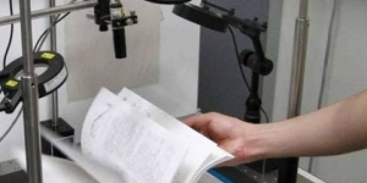 Presentan un nuevo sistema que permite escanear mil páginas por segundo