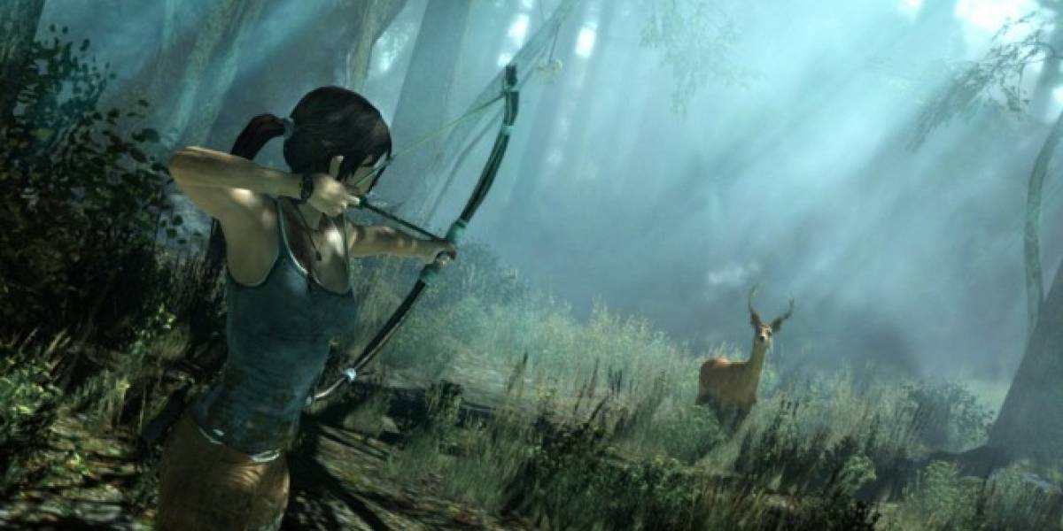 Video con 13 minutos de Tomb Raider en acción