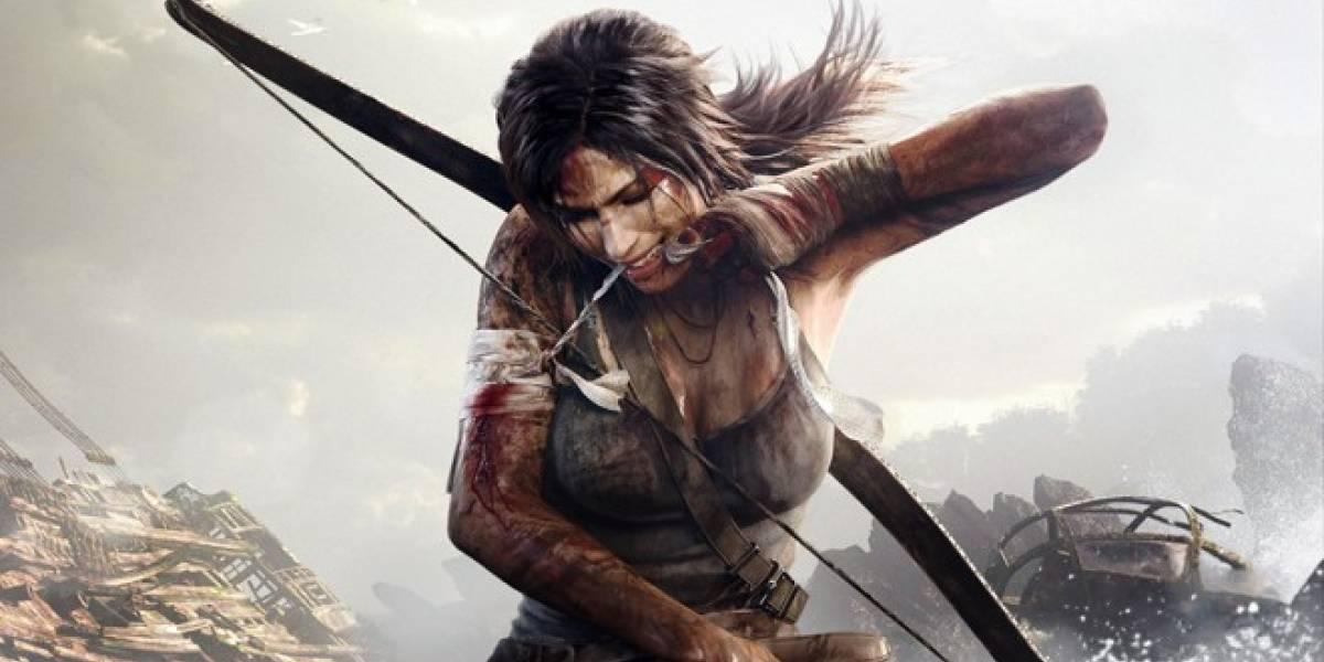 E3 2012: Con ustedes, Tomb Raider en acción