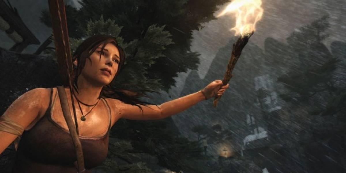 VGA 12: Se presenta nuevo tráiler de Tomb Raider