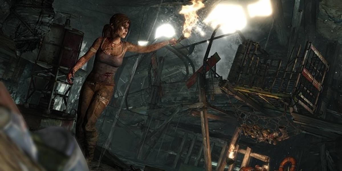 Campaña de Tomb Raider durará más de 12 horas