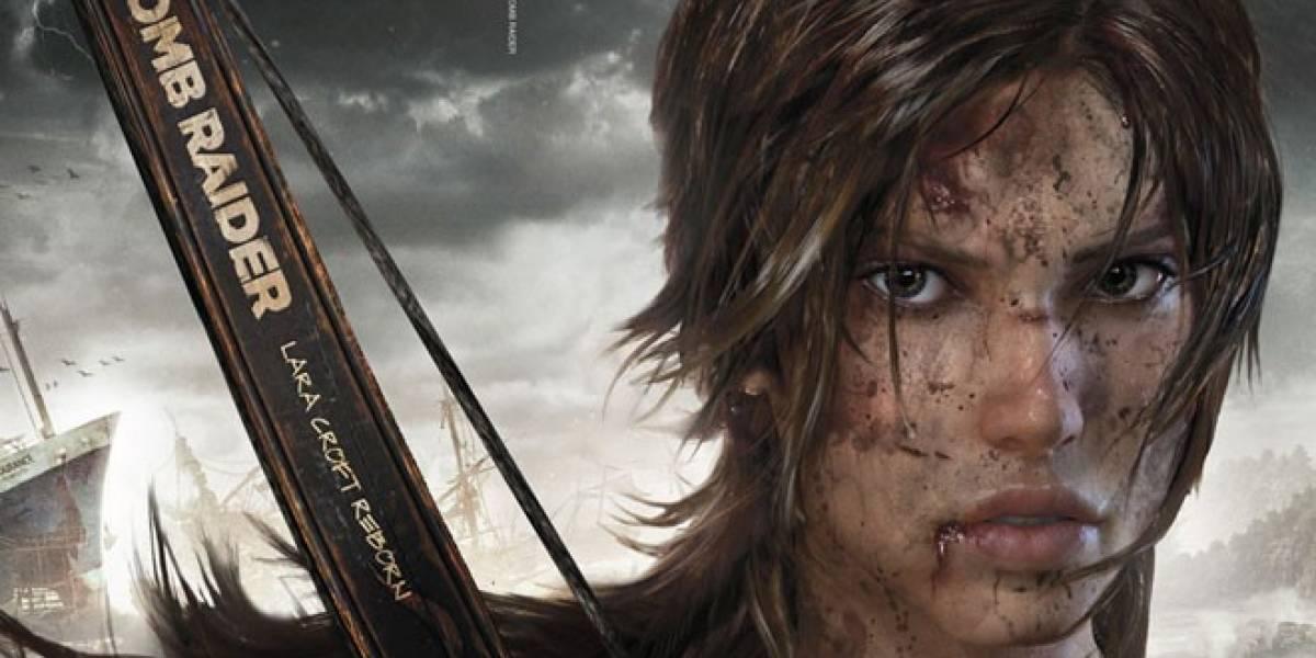E3 2012: El trailer de Tomb Raider es puro drama, tragedias y derrumbes