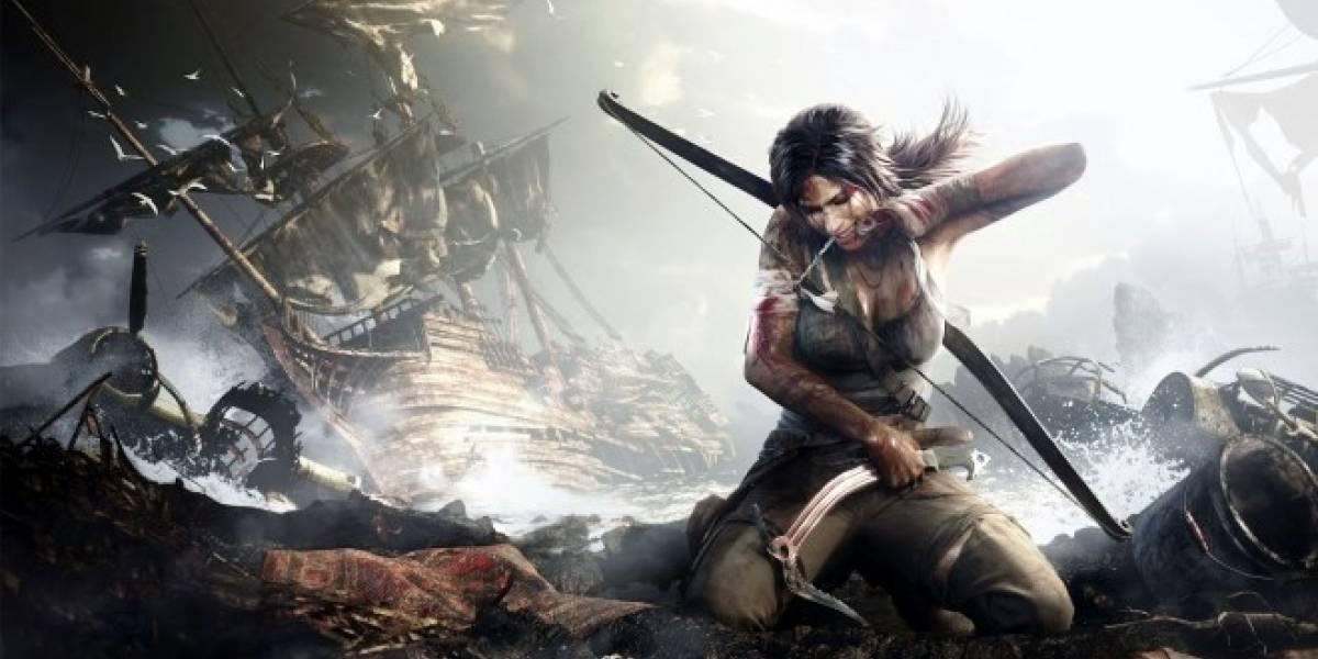Se revelan las primeras imágenes del multijugador de Tomb Raider