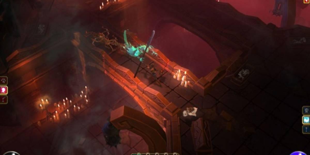 Torchlight II sí se lanza este año
