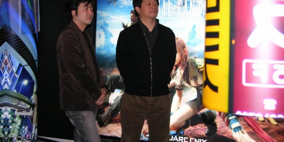 Más de Final Fantasy XIII está en camino, dice el director del juego