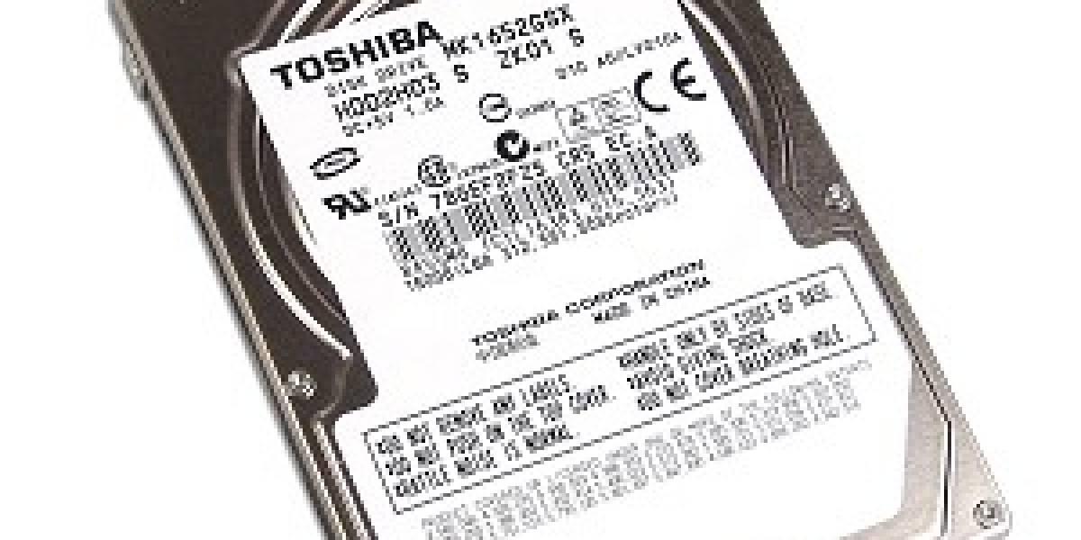 Toshiba y su nuevo MK7559GSXP
