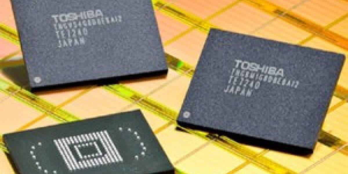 Toshiba trabajando bajo los 29nm