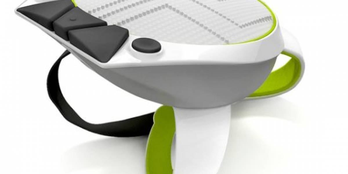 Touch & Go: Sistema de navegación conceptual para no videntes