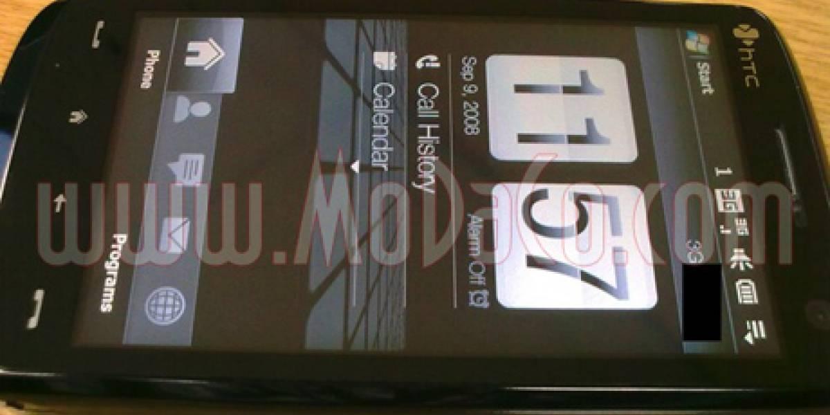 Futurología: Fotografías del HTC Touch HD