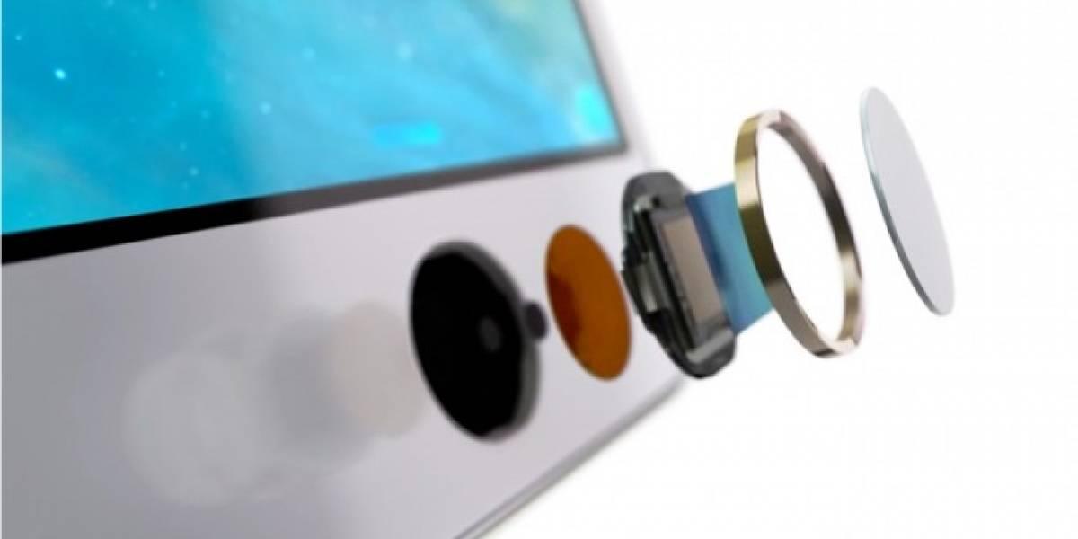 Anonymous dice que EE.UU utiliza el Touch ID del iPhone 5S para recopilar huellas digitales