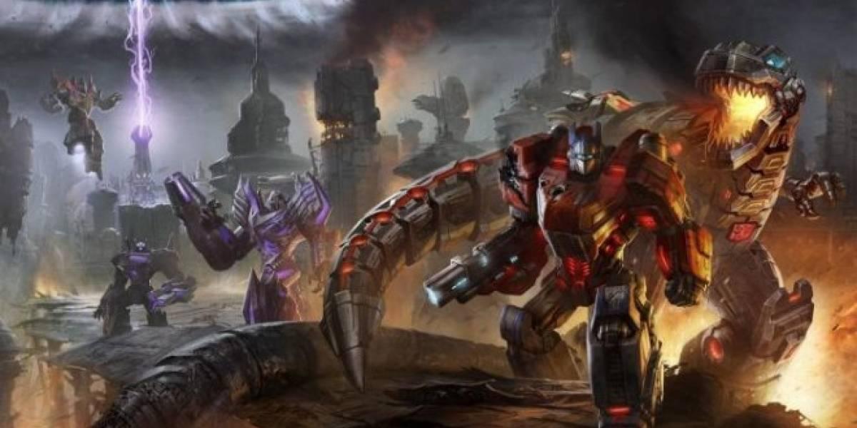 Transformers: Fall of Cybertron adelanta su lanzamiento y recibe nuevo trailer