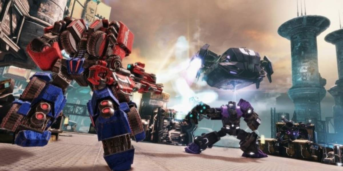 Transformers: Fall of Cybertron recibe nuevo trailer del apartado multijugador