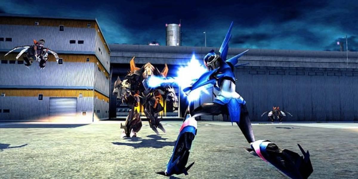 Activision lanza nuevo tráiler de Transformers: Prime para Wii U