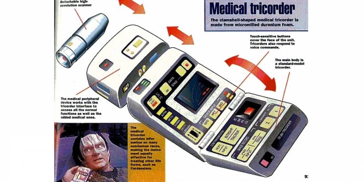 Mike Lazaridis, ex CEO de RIM, hoy se interesa en tricorders médicos