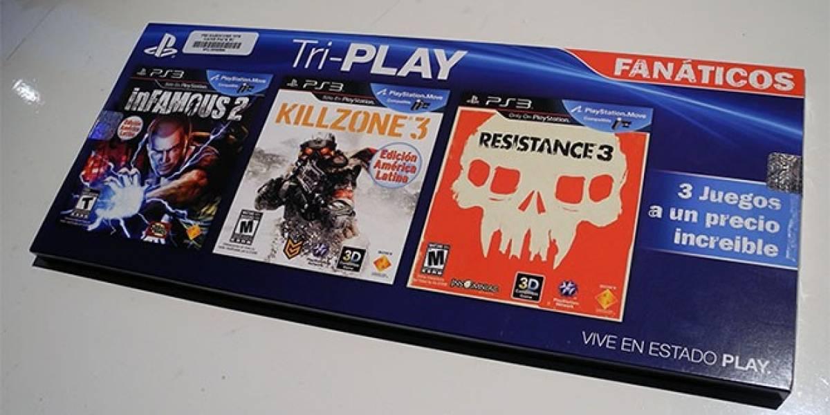 Niubie y PlayStation México te regalan tres juegos imperdibles para PS3