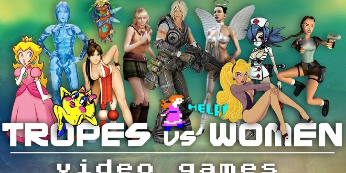 ¿Cuál es el papel de las mujeres en los videojuegos?