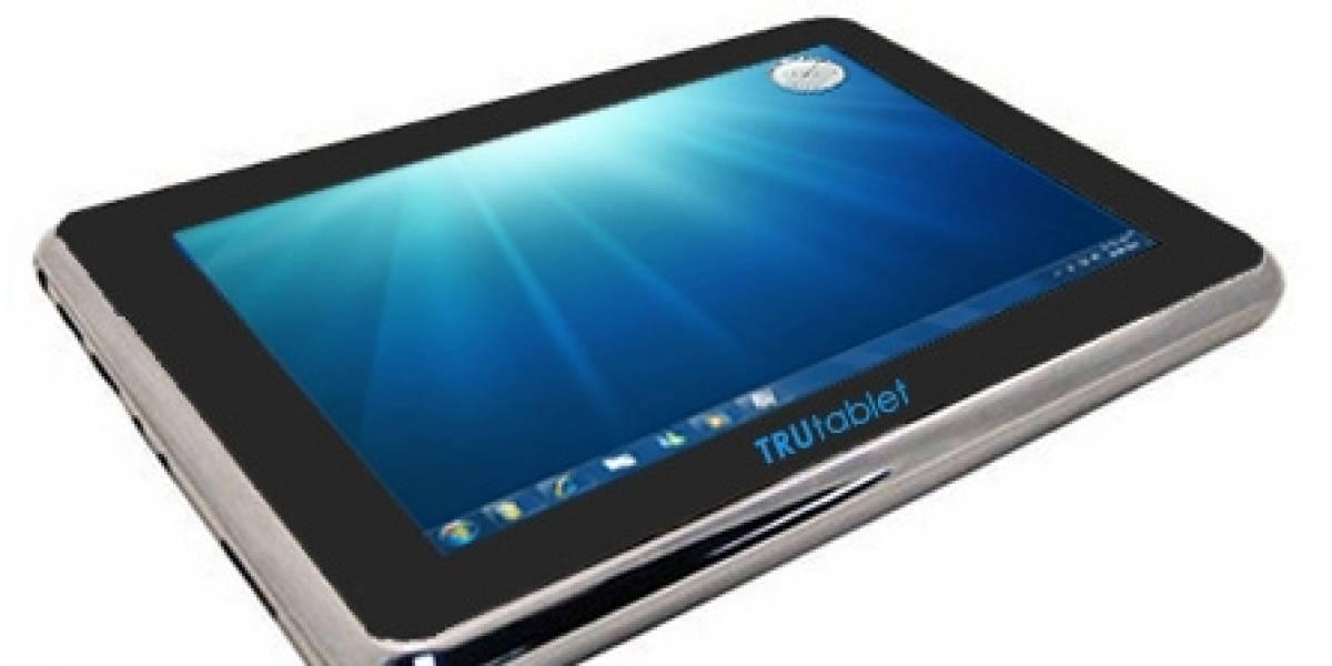 TRUtablet9, otro Windows 7 tablet al mercado